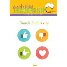 Australian Leadership - 1610 October November 2016 (PDF)