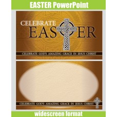 Easter Grace (widescreen) - Easter PowerPoint