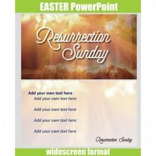 Resurrection Sunday - Easter PowerPoint