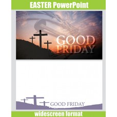 Good Friday (widescreen) - Easter PowerPoint