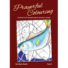 Prayerful Colouring  complete Year B (PDF)