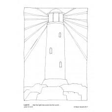 Prayerful Colouring Lent 4 (PDF)