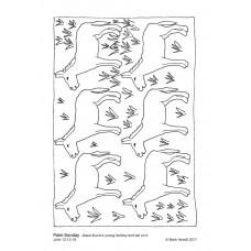 Prayerful Colouring Palm Sunday (PDF)