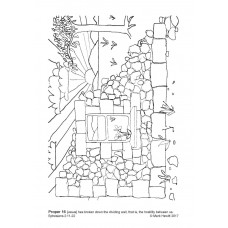 Prayerful Colouring Proper 16 (PDF)