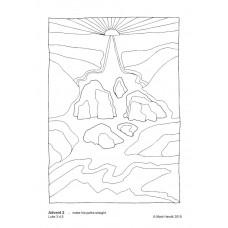 Prayerful Colouring Advent 2 (PDF)