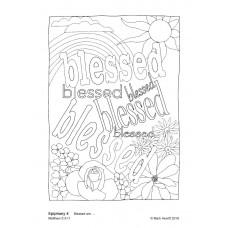 Prayerful Colouring Epiphany 4 (PDF)
