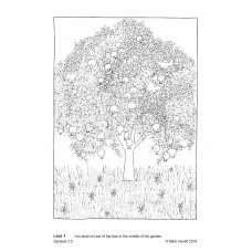 Prayerful Colouring Lent 1 (PDF)