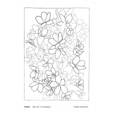 Prayerful Colouring Easter (PDF)