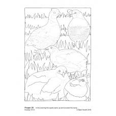 Prayerful Colouring Proper 25 (PDF)