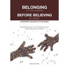 Belonging to the Church before believing in Christ. (PDF)