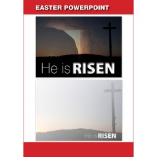 He is Risen - Easter PowerPoint