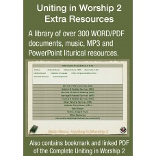 Uniting in Worship 2 Desktop Version with EXTRA RESOURCES