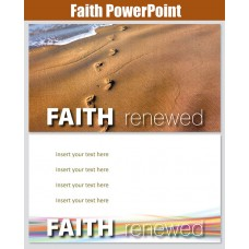 Faith PowerPoint Wide Screen