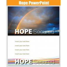 Hope PowerPoint Wide Screen
