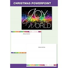 Joy to the World - Circles