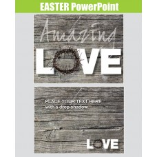 Love - Easter PowerPoint